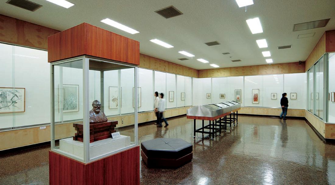 小原和紙美術館